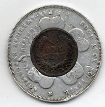 Pan-American Exhibition replaced cent